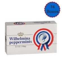 Wilhelmina Peppermint Box 24 Ct - 24CT