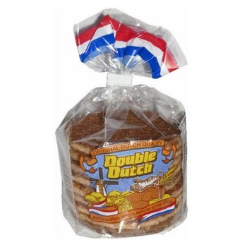 Double Dutch Stroopwafels  8 ct package