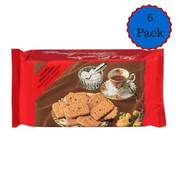 De Ruiter Speculaas - Six packages 14 ounces each