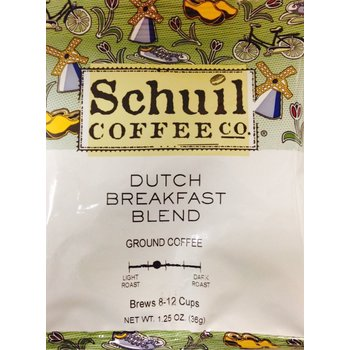 Schuil Dutch Breakfast Blend coffee packet - 1.25 Oz Reg $1.29