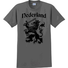 Innovative Ideas Inc Netherlands Lion T-Shirt Large - EACH