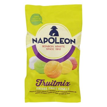 Napoleon Fruit Mix Sour Balls - 5.3 oz bag