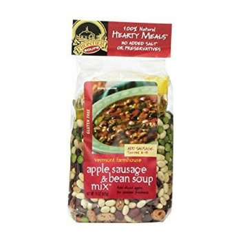 Frontier Soups Nebraska Barn Raising Green Pea Soup mix - 16OZ