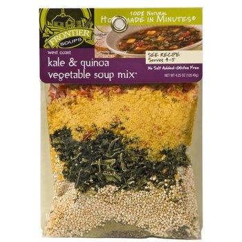 Frontier Soups West Coast Kale & Quinoa Vegetable Soup Mix 4.25 oz