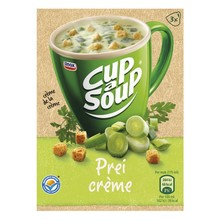 Unox Instant Leek Soup 3 packets