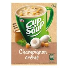 Unox Instant Mushroom Cream  cup a Soup