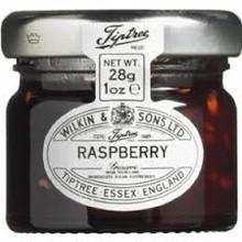 Tiptree Raspberry Preserves mini jar - 1 Oz