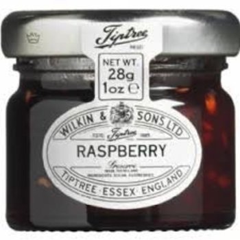 Tiptree Raspberry Preserves mini jar - 1 Oz