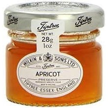 Tiptree Apricot Preserves mini jar - 1 Oz