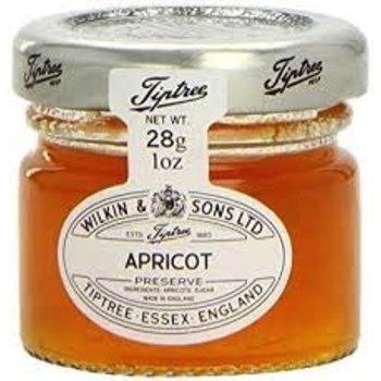 Tiptree Apricot Preserves mini jar - 1 Oz