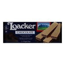 Loacker Chocolate Wafers - 6.17 Oz