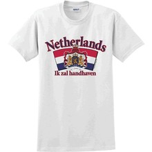 Innovative Ideas Inc Netherlands Arched Logo T-Shirt Large - EACH
