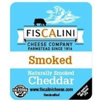 Fiscalini Smoked Cheddar Cheese - Sold by the pound