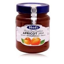 Hero Apricot Preserves - 12 oz Jar