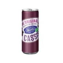 Hero Black Currant Juice Can - 250 ML Can