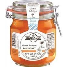 Breitsamer Golden Selection honey jar