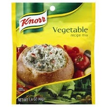 Knorr Vegetable dip mix 1.4 OZ