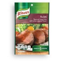 Knorr Gravy mix - Au Jus 1.2 oz