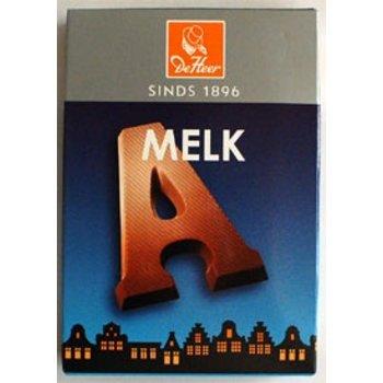 De Heer Milk A Small Letter, - 2.27 OZ