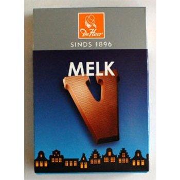 De Heer Milk V Small Letter - 2.2