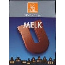 De Heer Milk U Small Letters - 2.27OZ