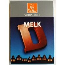 De Heer Milk D Small Letter, - 2.27 OZ