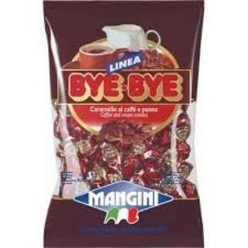 Mangini Bye-Bye Coffee Candies - 4.5 oz