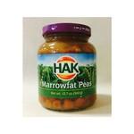Hak Marrowfat Peas Kapucijners - 12.6 oz Jar