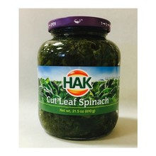 Hak Spinach - 21.5 oz Jar