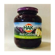 Hak Red Cabbage with Apples - 24.6 oz Jar