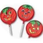 Madelaine Halloween Foil Wrapped Lollies - 1 Oz