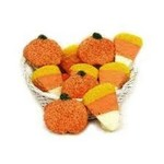 Candy Corn Crispy Treat - 3 Oz