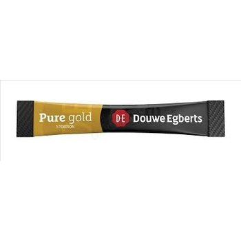 Douwe Egberts Pure gold instant coffee sticks 200 ct