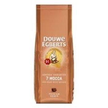 Douwe Egberts Mocca 7 variety wholebean coffee 17.5 oz