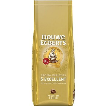 Douwe Egberts Excellent 5 varietal blend whole bean coffee 17.6 oz