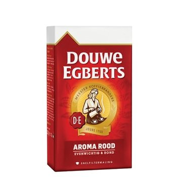 Douwe Egberts Aroma-Rood Coffee 8.8 oz