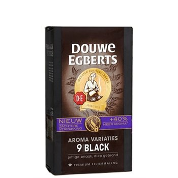 Douwe Egberts Ground dark roast coffee 8.8 oz