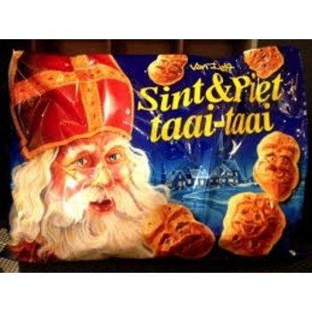 Van Delft Mini Gingerbread shapes 17.5 oz bag