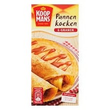 Koopmans Multi Grain Pancake Mix - 14.1 OZ