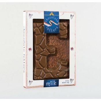 Dutch Letters E Milk Chocolate Letter 4.7oz