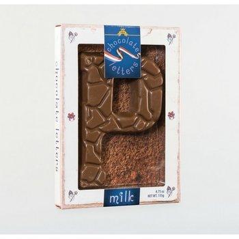 Dutch Letters P Milk Chocolate Letter 4.7oz