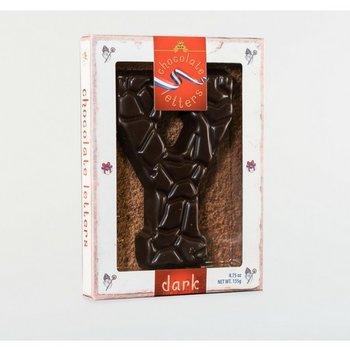 Dutch Letters Y Dark Chocolate Letter 4.7oz