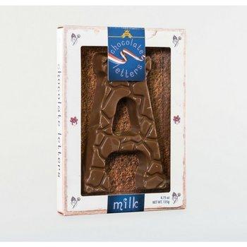 Dutch Letters A Milk Chocolate Letter 4.7oz