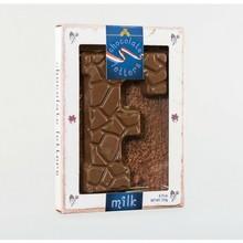 Dutch Letters F Milk Chocolate Letter 4.7oz