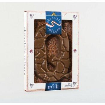 Dutch Letters Q Milk Chocolate Letter 4.7oz