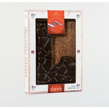 Dutch Letters L Dark Chocolate Letter 4.7oz