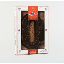 Dutch Letters O Dark Chocolate Letter 4.7oz