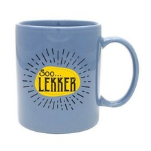 PGM Designs Soo Lekker Coffee Mug - Ocean Blue