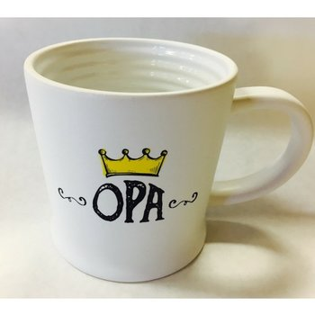 PGM Designs Opa Coffee Mug