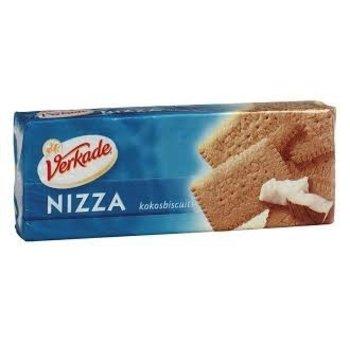 Verkade Coconut Nizza Cookie - 7 Oz